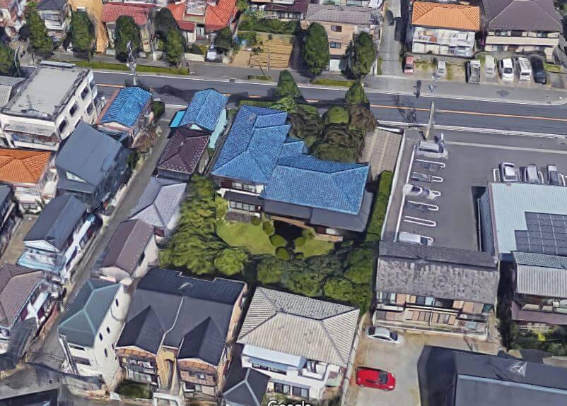 日本工業検査林空撮