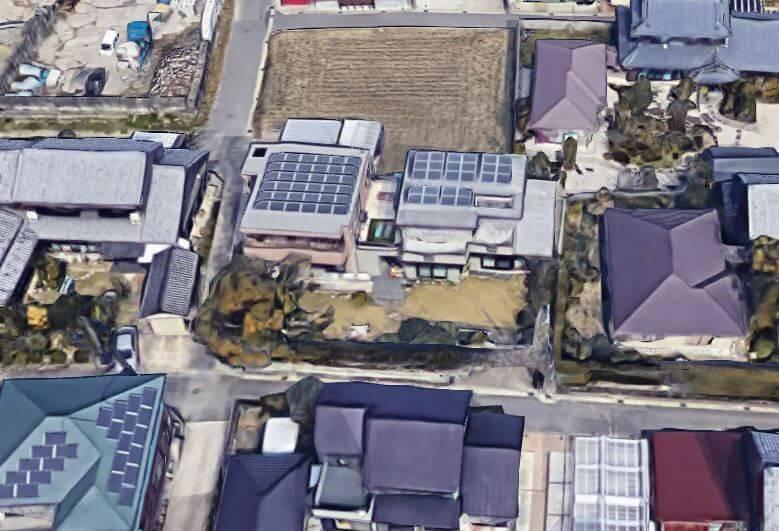 中日本鋳工 鳥居空撮