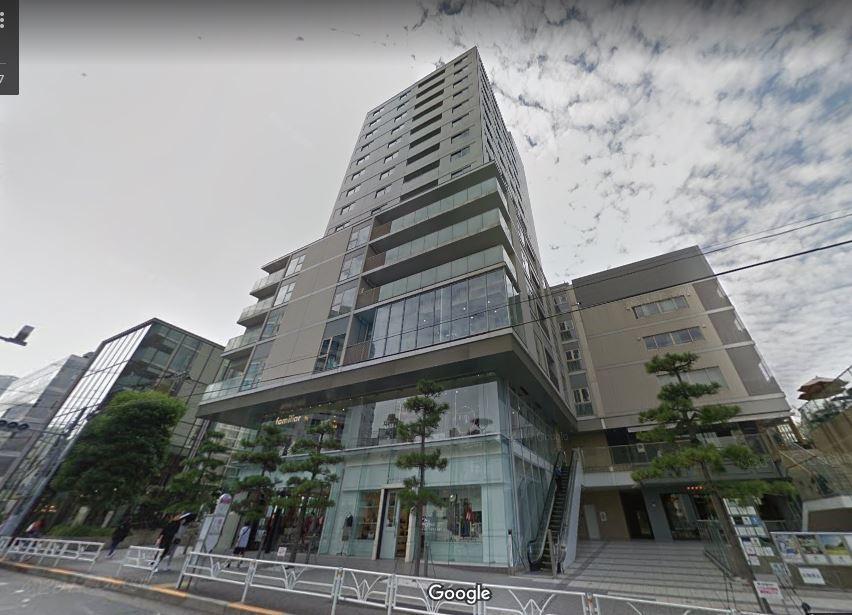 日本産業ホールディングズ 渋谷猛外観
