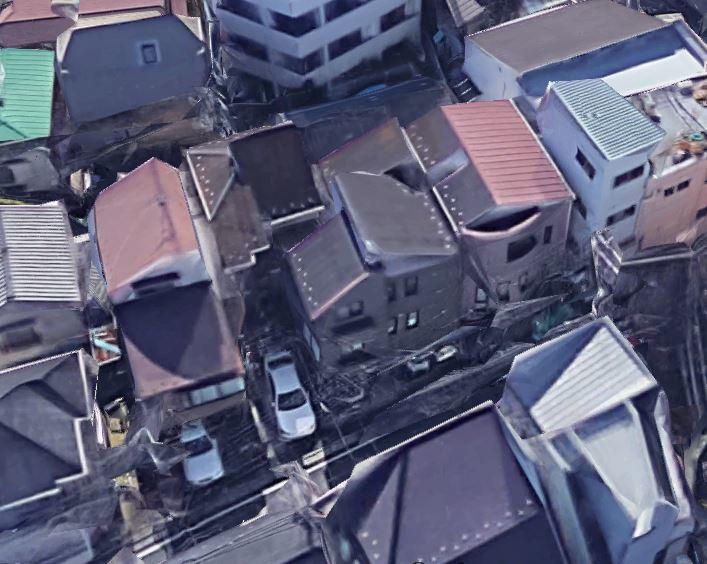 損保ジャパン日本興亜 西澤空撮