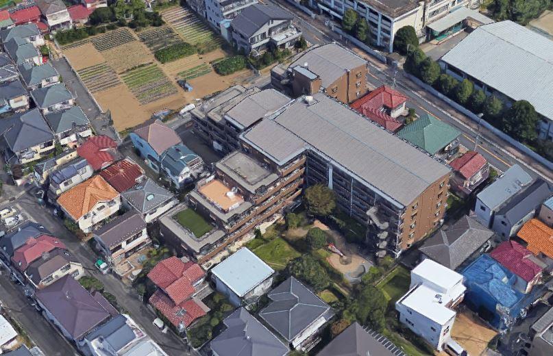 日本たばこ産業 寺畠空撮