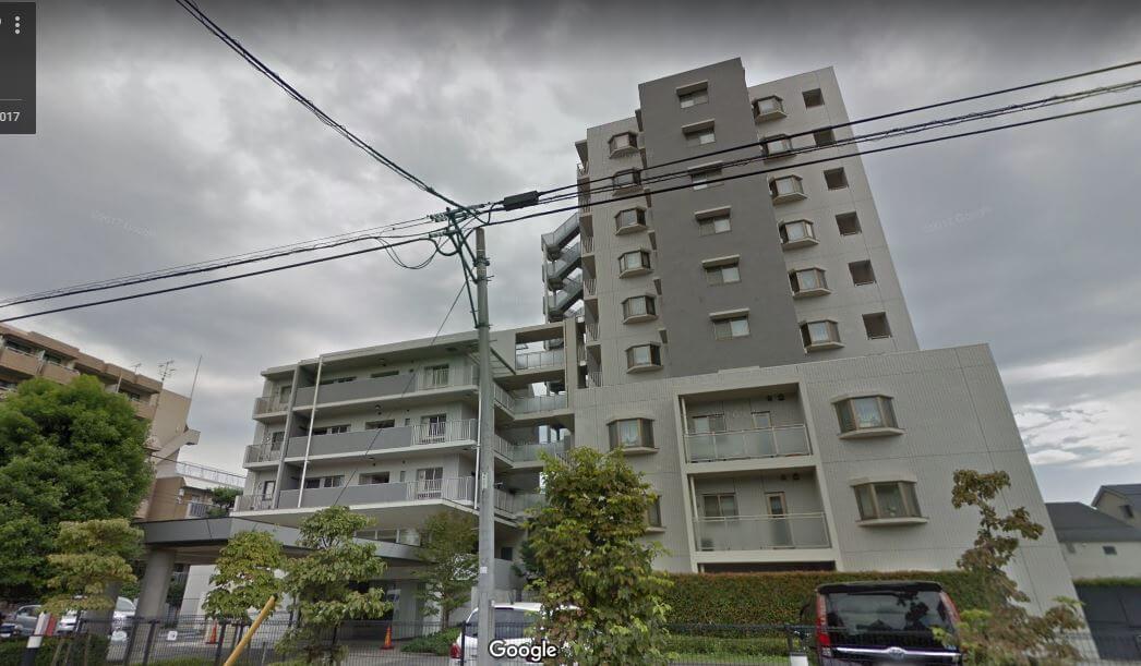 日本郵船 宮原外観