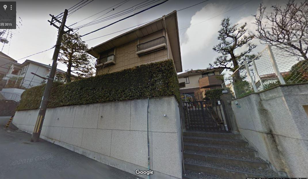 神戸電鉄 杉山外観
