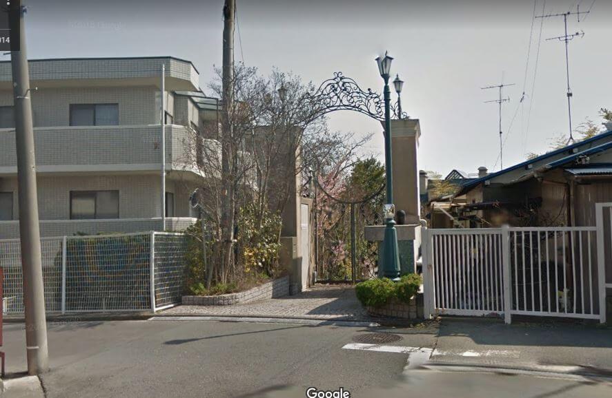 日本綜合地所 西丸外観