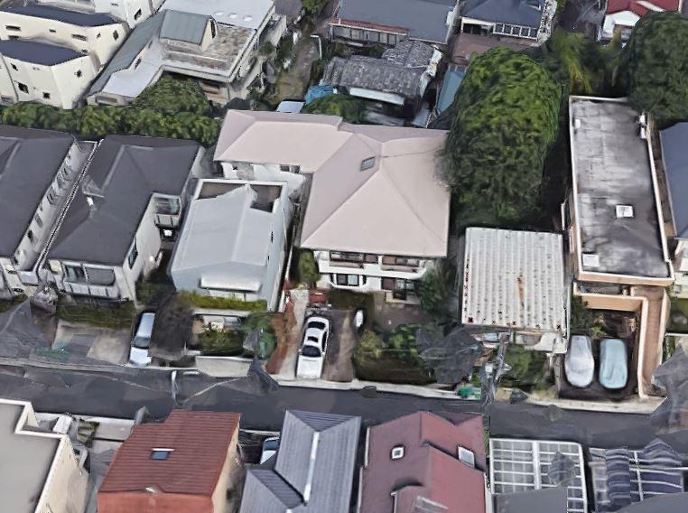 日本テレホン 高山空撮