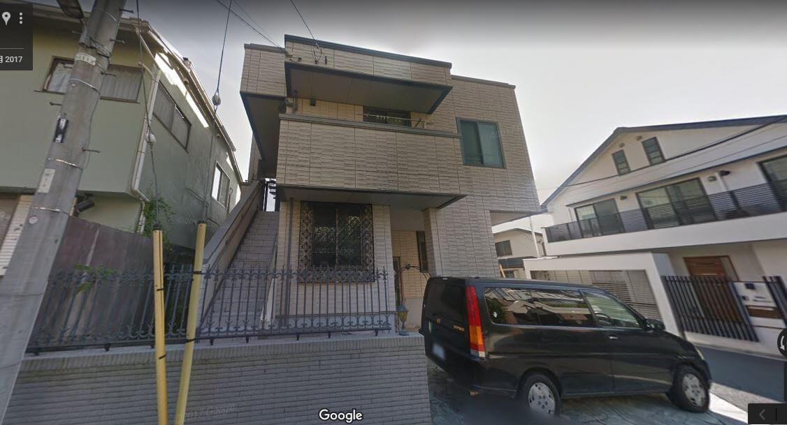 横浜銀行 大倉外観