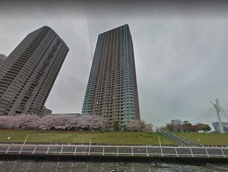 トレックス・セミコンダクター 藤阪外観