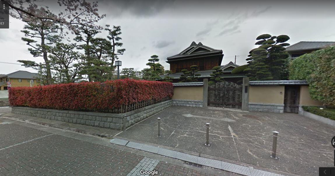 シマノ 島野庄三郎外観