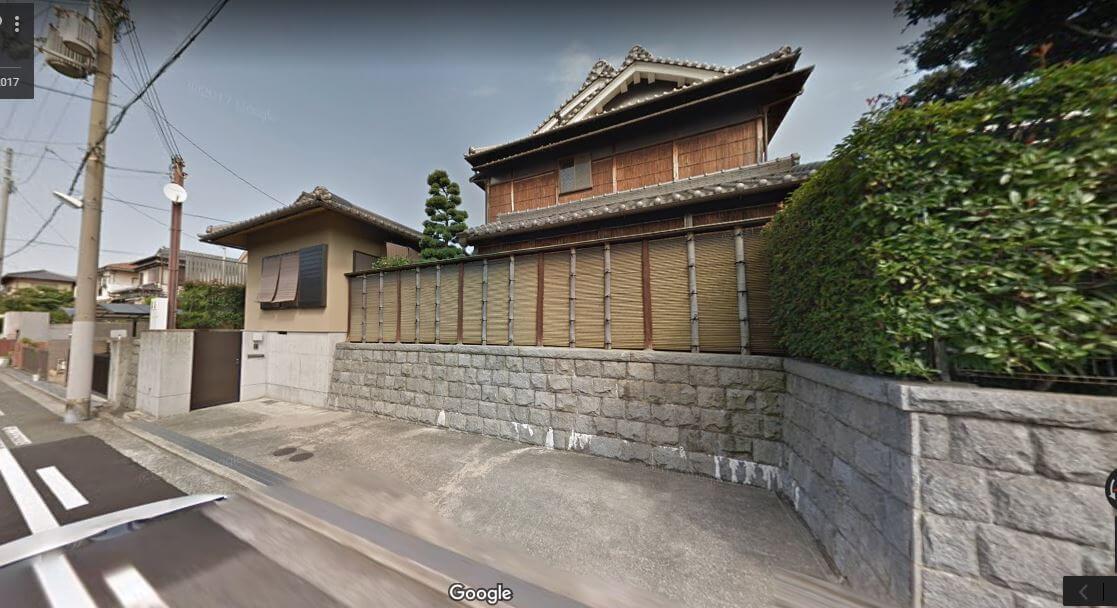 シマノ 島野庄三郎外観1