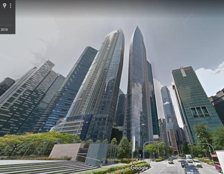 ユーザベース 新野シンガポール外観