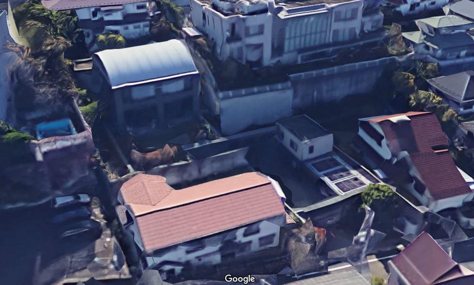 浜崎あゆみ大田区空撮1