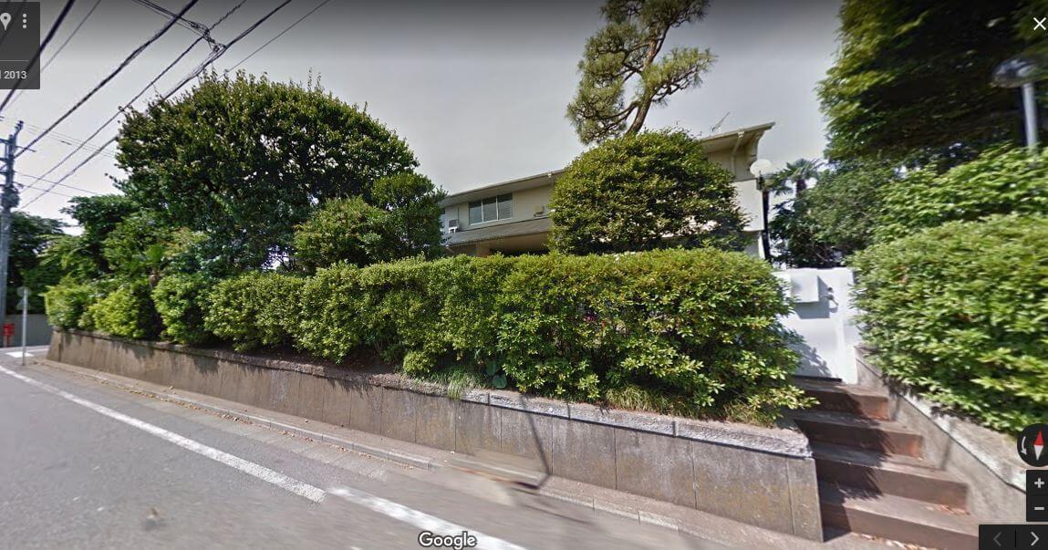 鳩山由紀夫東京外観2
