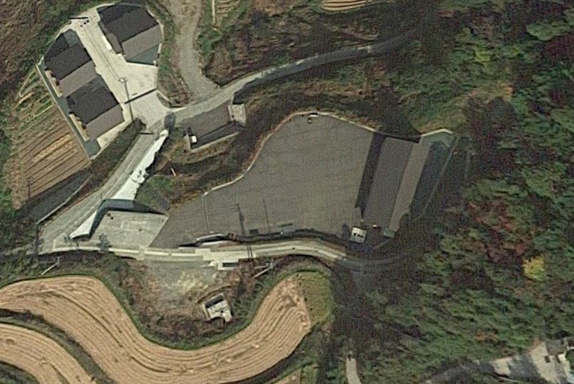 日本の田舎は資本主義のフロンティア 池田空撮