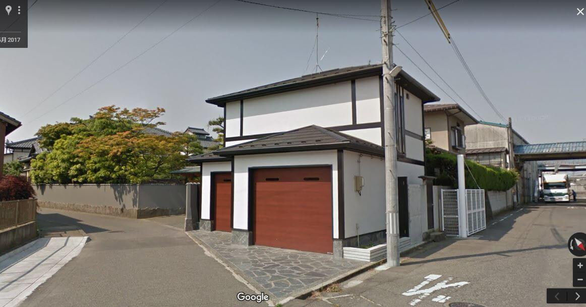 亀田製菓 古泉外観1