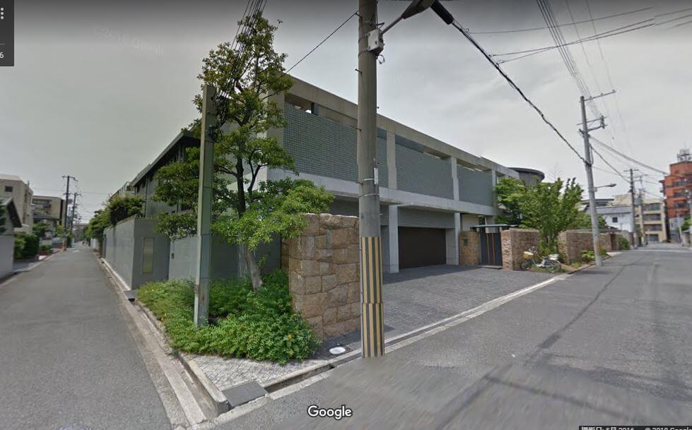 大阪トラック配送センター 片山外観