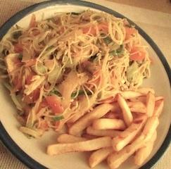 noodle chips