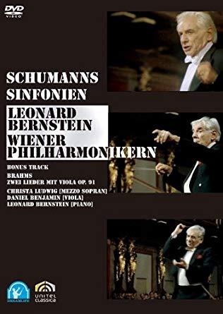 レナード・バーンスタインアナリーゼ - シューマンの交響曲