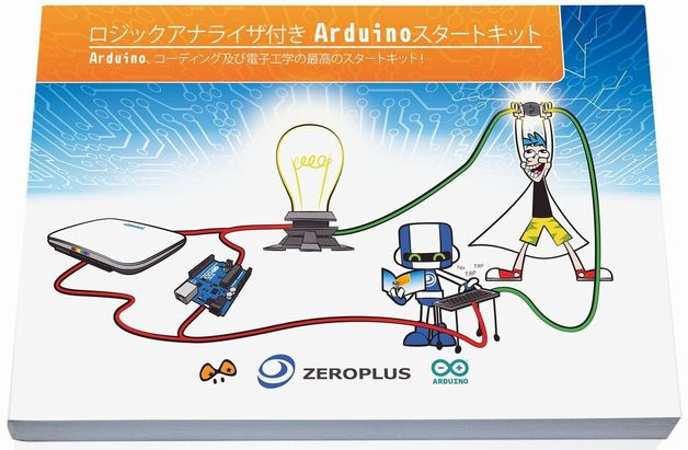 20180611a_Zeroplus ArduinoStarterKit _05