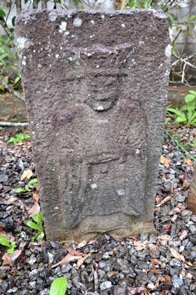 8染田地蔵十王石仏2