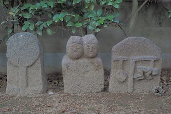 6香集寺(業の天秤 十王)群馬