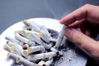 タバコの吸い殻として扱われないように
