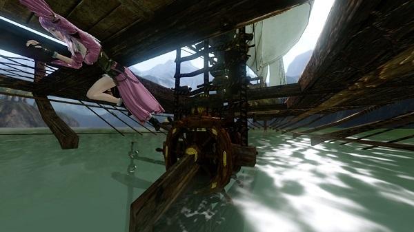 5月3日貿易船のハンドル