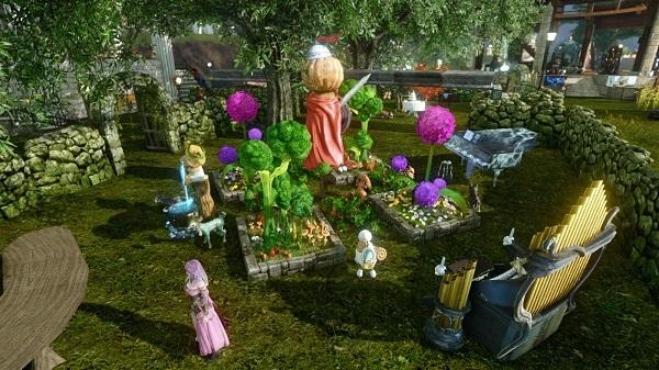 5月28日お庭作り2