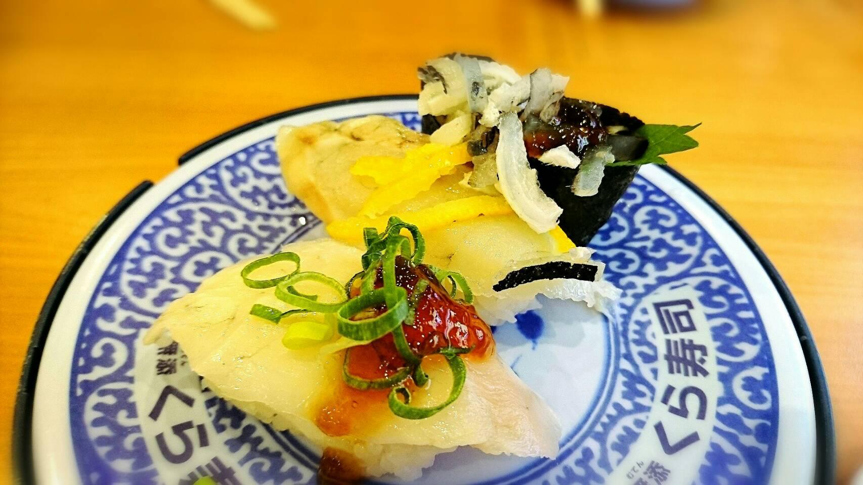 くら寿司で過去最高レベルのお寿司食べてきました