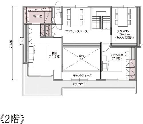 0258_tokorozawa_ekimaeHS_madori_2F.jpg