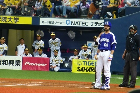 2018阪神中日ドラゴンズ51