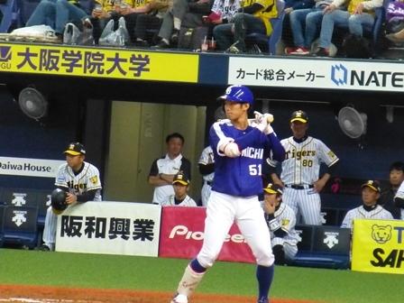 2018阪神中日ドラゴンズ56