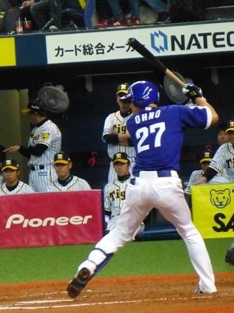 2018阪神中日ドラゴンズ87