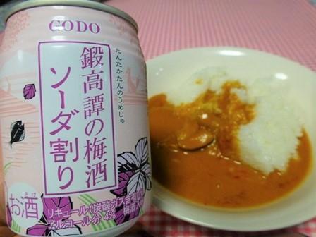 糖質コントロールバターチキンカレー10