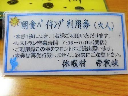 休暇村帝釈峡 (35)