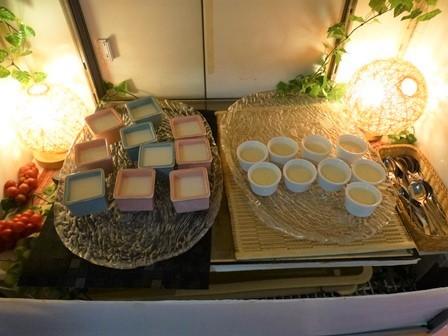 帝釈峡夕食8