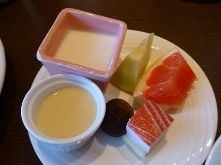 帝釈峡夕食11