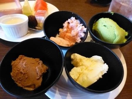 帝釈峡夕食12