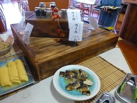 休暇村帝釈峡朝食 (22)