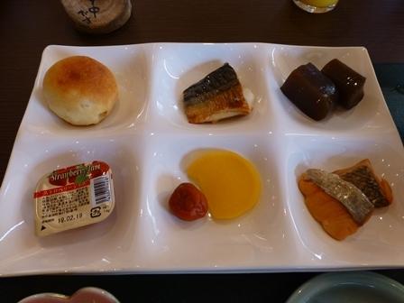 休暇村帝釈峡朝食 (33)