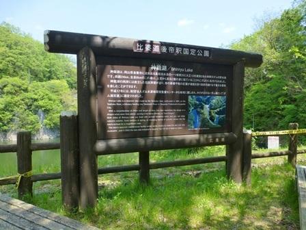 神龍湖遊覧船乗り場8