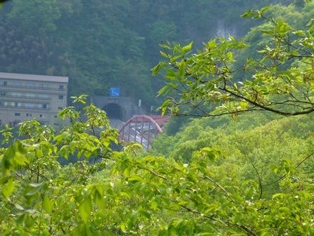 休暇村帝釈峡二泊目42