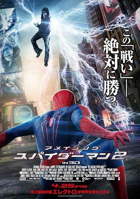 The Amazing Spider-Man 2 (1)