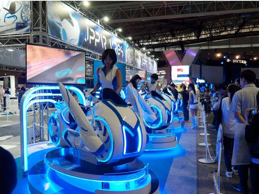 TGS2018 東京ゲームショウ2018 VR