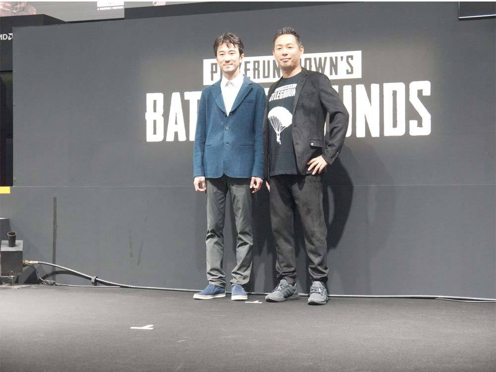 TGS2018 東京ゲームショウ2018 PUBG