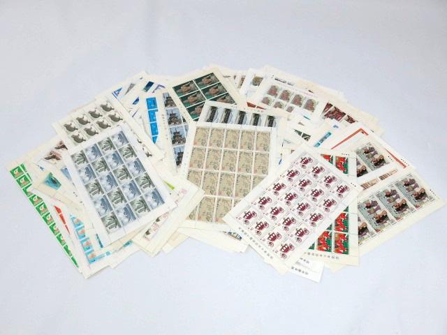 未使用 切手 シートのみ