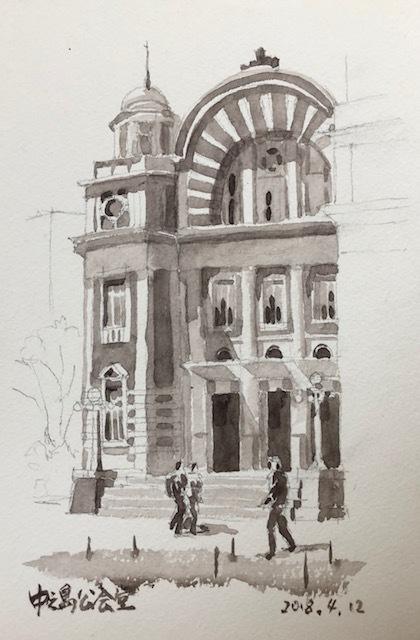 ち中央公会堂2