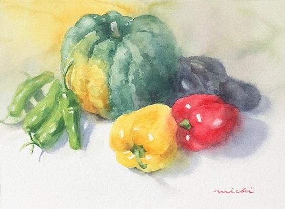 な夏野菜1