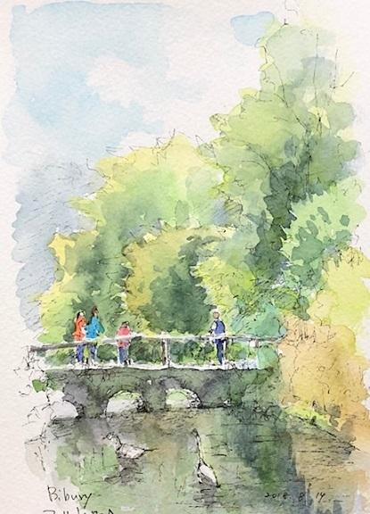 バイブリー橋