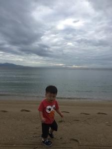 淡路島大浜海水浴場20180808 001