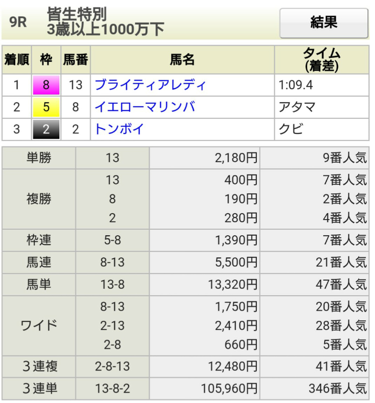 0624阪神9結果
